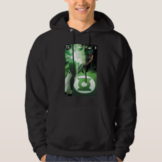 Green Lantern close up cover Hoodie