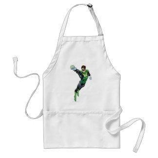 Green Lantern - Comic,  Arm out Standard Apron