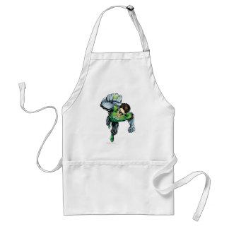 Green Lantern - Comic,  Arm Raise Standard Apron