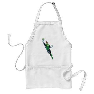 Green Lantern - Comic, Flying Up Standard Apron