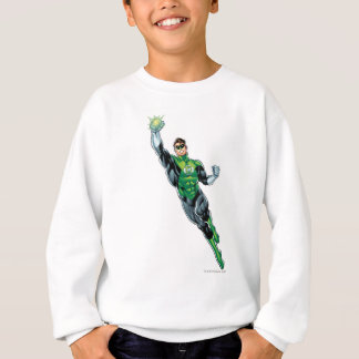 Green Lantern - Comic, Flying Up Sweatshirt