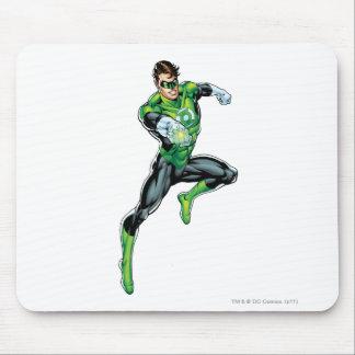 Green Lantern - Comic, Jumping Mouse Pads