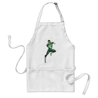 Green Lantern - Comic, Jumping Standard Apron