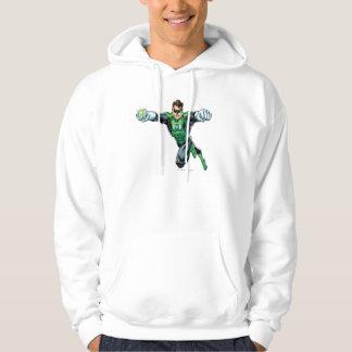 Green Lantern - Comic,  Looking Forward Hoodie