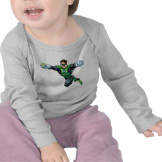 Green Lantern - Comic,  Looking Forward Shirts