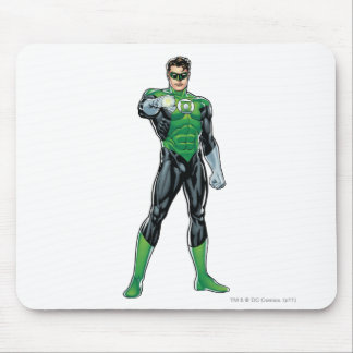Green Lantern - Comic, Standing Mouse Pad