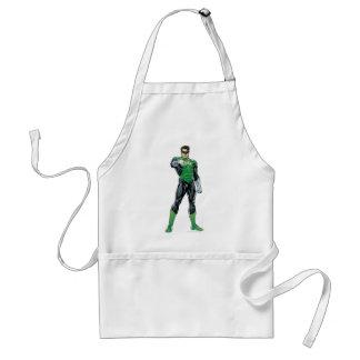 Green Lantern - Comic, Standing Standard Apron