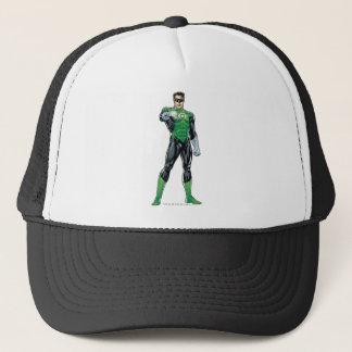 Green Lantern - Comic, Standing Trucker Hat