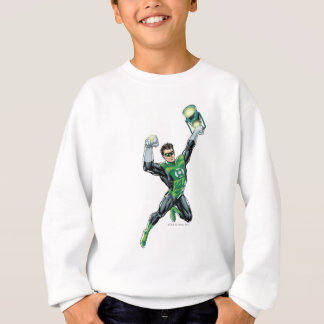 Green Lantern - Comic, with lantern Sweatshirt