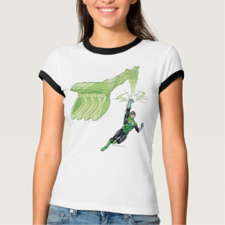 Green Lantern - Comic, with machine T-Shirt