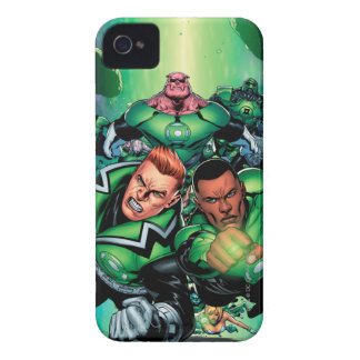 Green Lantern Corps iPhone 4 Cases