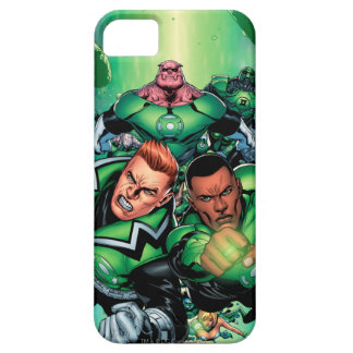 Green Lantern Corps iPhone 5 Case