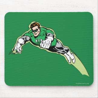 Green Lantern Energy Beam Mouse Mat