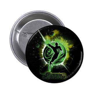 Green Lantern - EO 6 Cm Round Badge