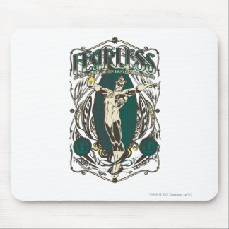 "Green Lantern - ""Fearless"" Poster Mouse Pad"