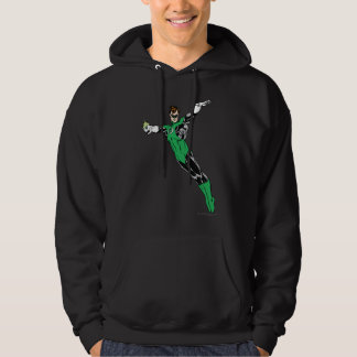 Green Lantern Fly Up Hoodie