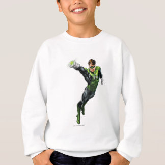 Green Lantern - Fully Rendered,  Arm out Sweatshirt