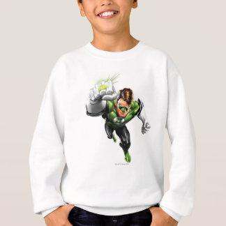Green Lantern - Fully Rendered,  Arm Raise Sweatshirt