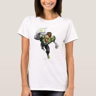 Green Lantern - Fully Rendered,  Arm Raise T-Shirt
