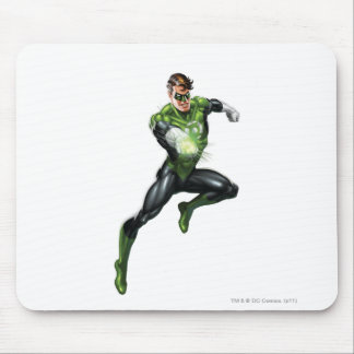 Green Lantern - Fully Rendered,  Jumping Mouse Pad