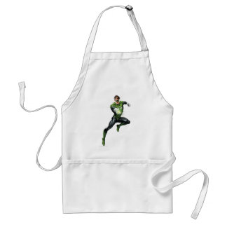 Green Lantern - Fully Rendered,  Jumping Standard Apron