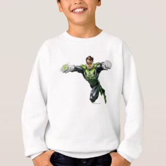 Green Lantern - Fully Rendered,  Looking Forward Sweatshirt
