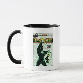Green Lantern - Glowing Lantern Mug