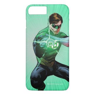 Green Lantern & Glowing Ring iPhone 8 Plus/7 Plus Case