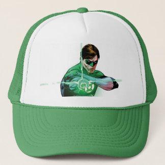 Green Lantern & Glowing Ring Trucker Hat