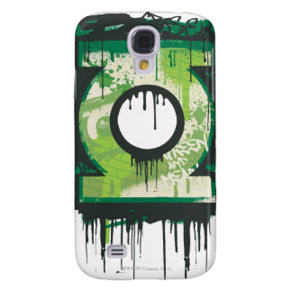 Green Lantern Graffiti Symbol Galaxy S4 Case