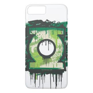 Green Lantern Graffiti Symbol iPhone 8 Plus/7 Plus Case