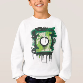 Green Lantern Graffiti Symbol Sweatshirt