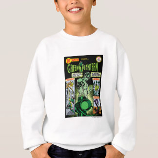 Green Lantern  - Green Shaded Comic Sweatshirt