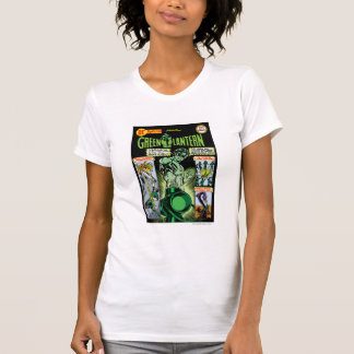 Green Lantern  - Green Shaded Comic T-Shirt
