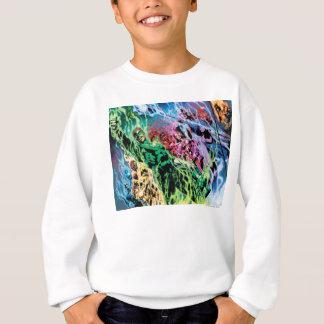 Green Lantern Group - Color Sweatshirt