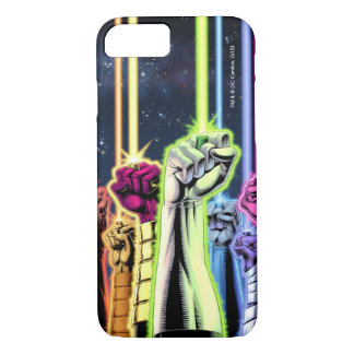 Green Lantern - Hands in the Air iPhone 7 Case