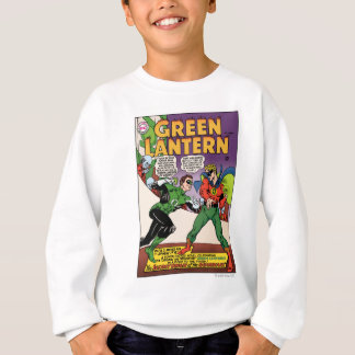 Green Lantern in the ring Sweatshirt