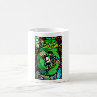 Green Lantern - It all begins here Coffee Mug