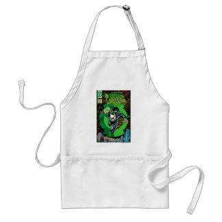 Green Lantern - It all begins here Standard Apron