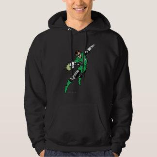 Green Lantern Jump Hoodie
