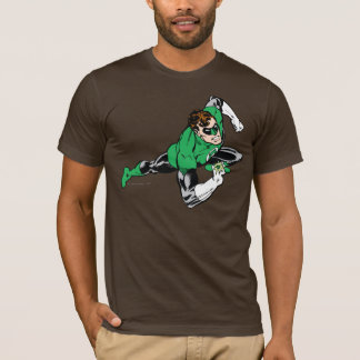 Green Lantern Leap Right T-Shirt