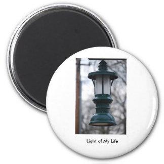 green lantern Light of My Life 6 Cm Round Magnet
