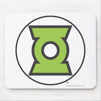 Green Lantern Logo 11 Mouse Mat