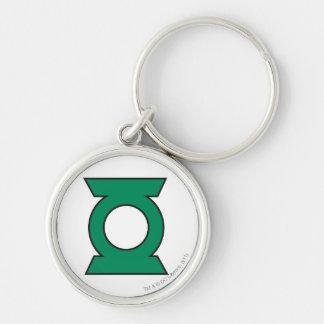 Green Lantern Logo 15 Key Ring