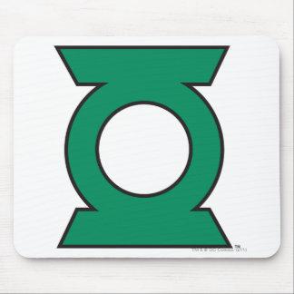 Green Lantern Logo 15 Mouse Mat