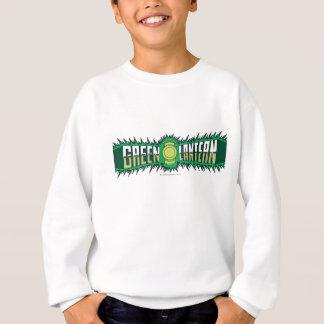 Green Lantern Logo - Green Flames Sweatshirt