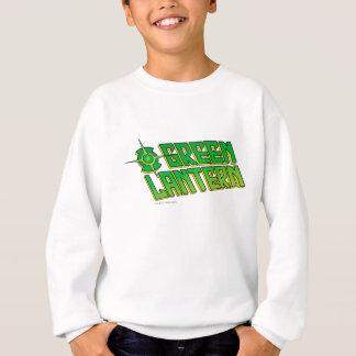 Green Lantern Logo - Slanted Sweatshirt