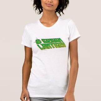 Green Lantern Logo - Slanted T-Shirt