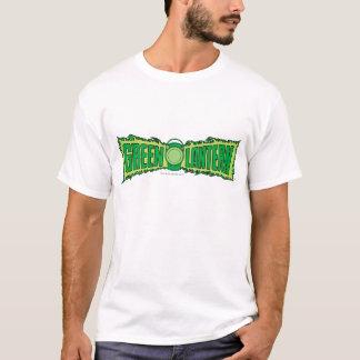 Green Lantern Logo with Lantern T-Shirt