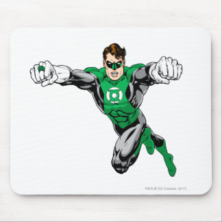 Green Lantern - Looking Forward Mouse Pad